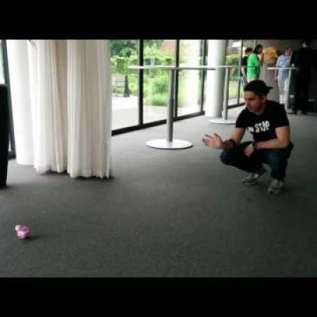 Hacking BB-8 with Myo Armband