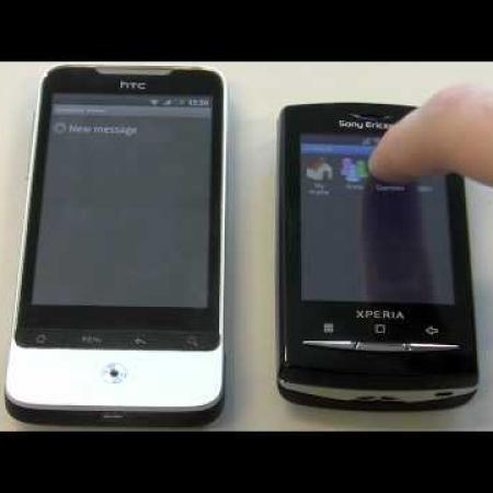 Urbiflock on Android phones